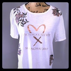 Victoria Secret Shanghai 2017 T Shirt